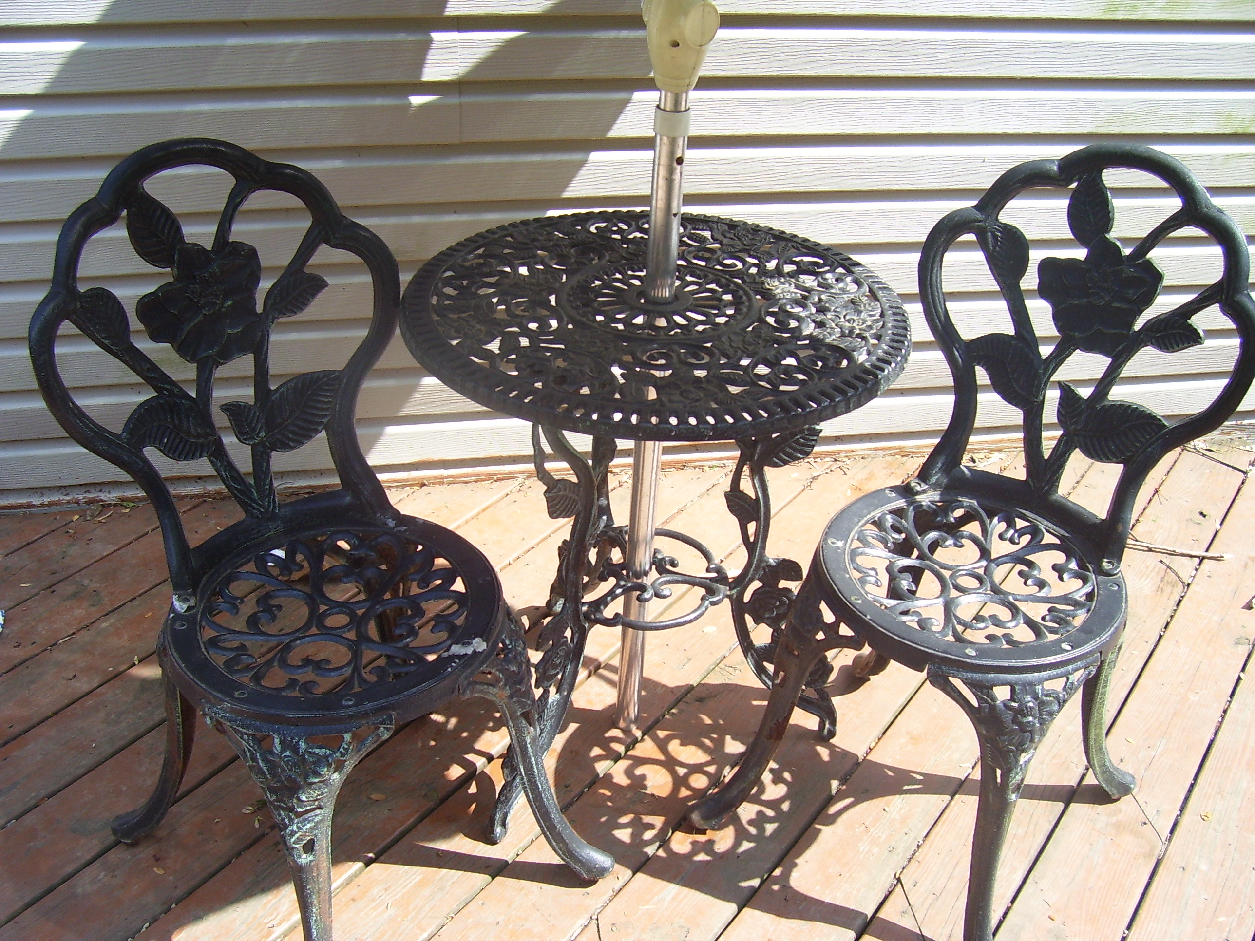 Brand-new A Drab to Fab Bistro Set Re-Do – Quiver Full of Blessings KX92
