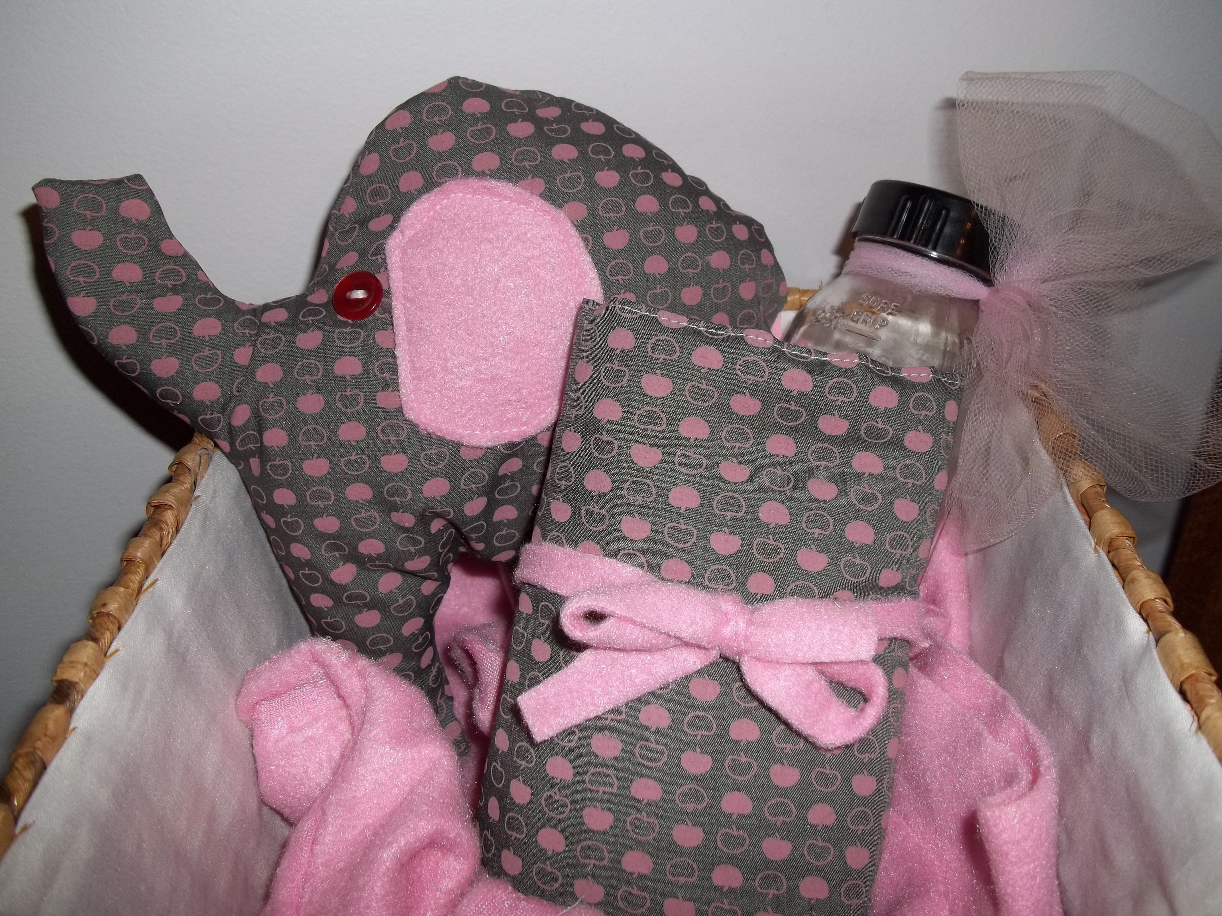Elephant baby gift set quiver full of blessings as negle Choice Image