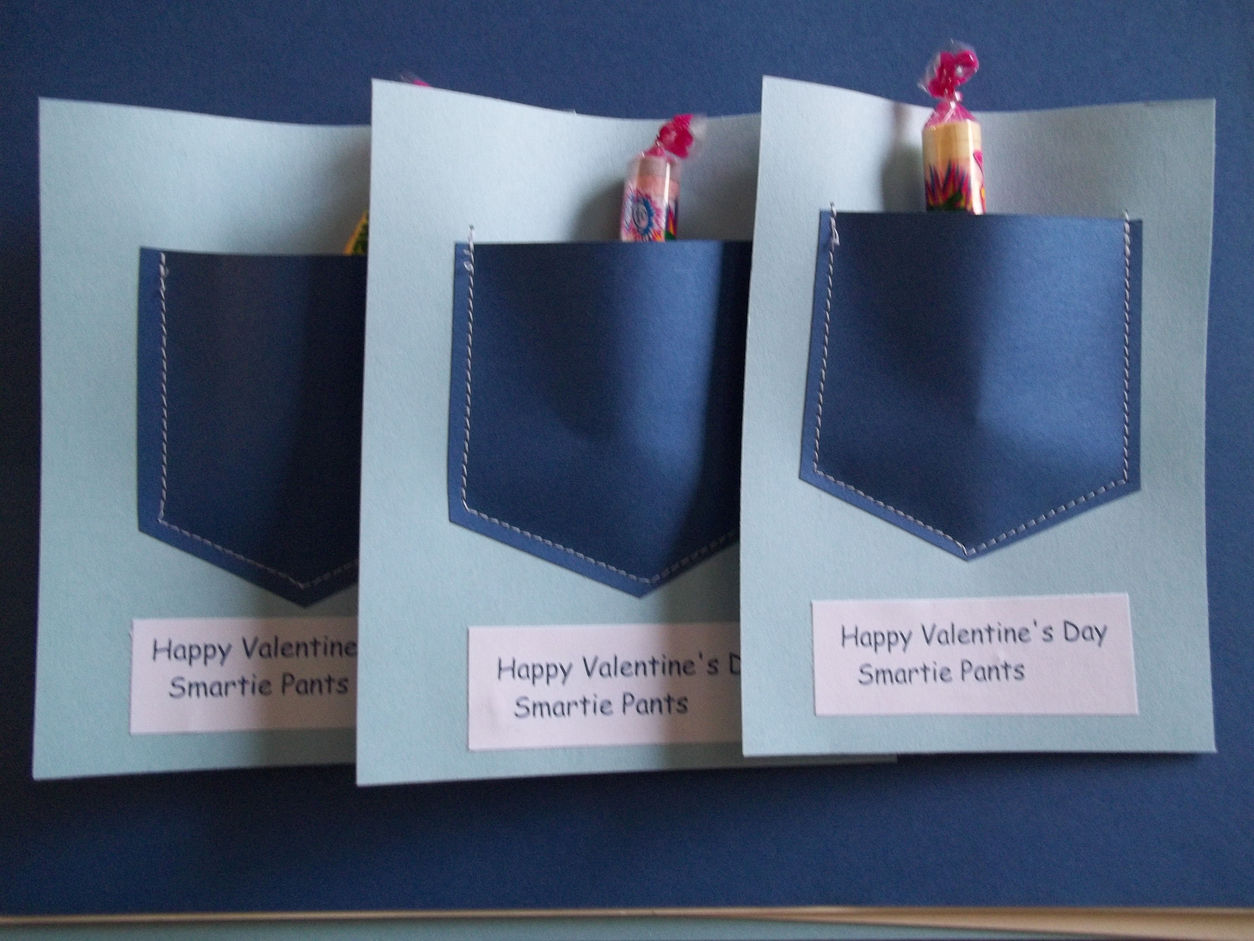 Smartie Pants Valentine Quiver Full Of Blessings