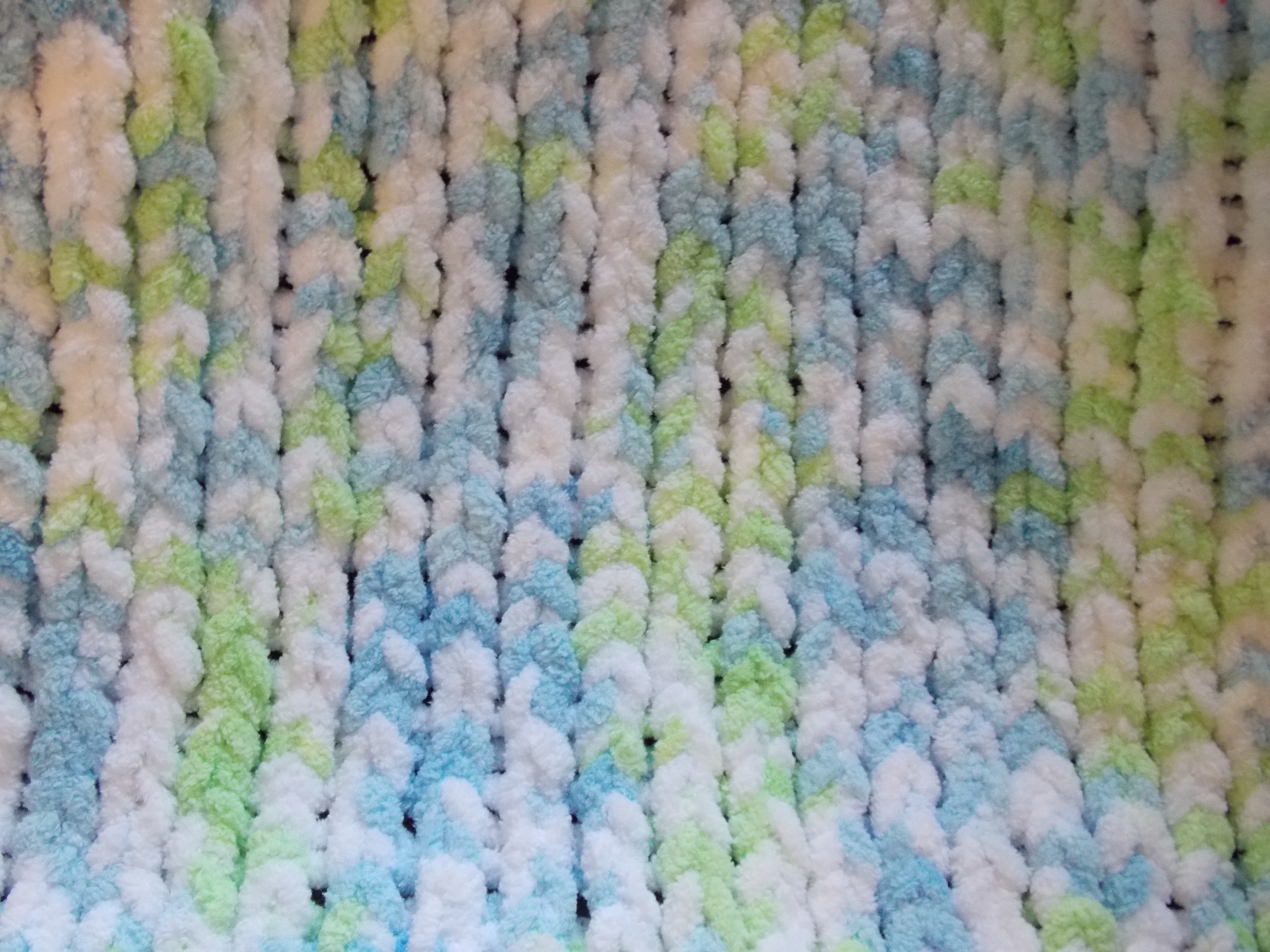Cozy Knit Baby Blanket Quiver Full Of Blessings