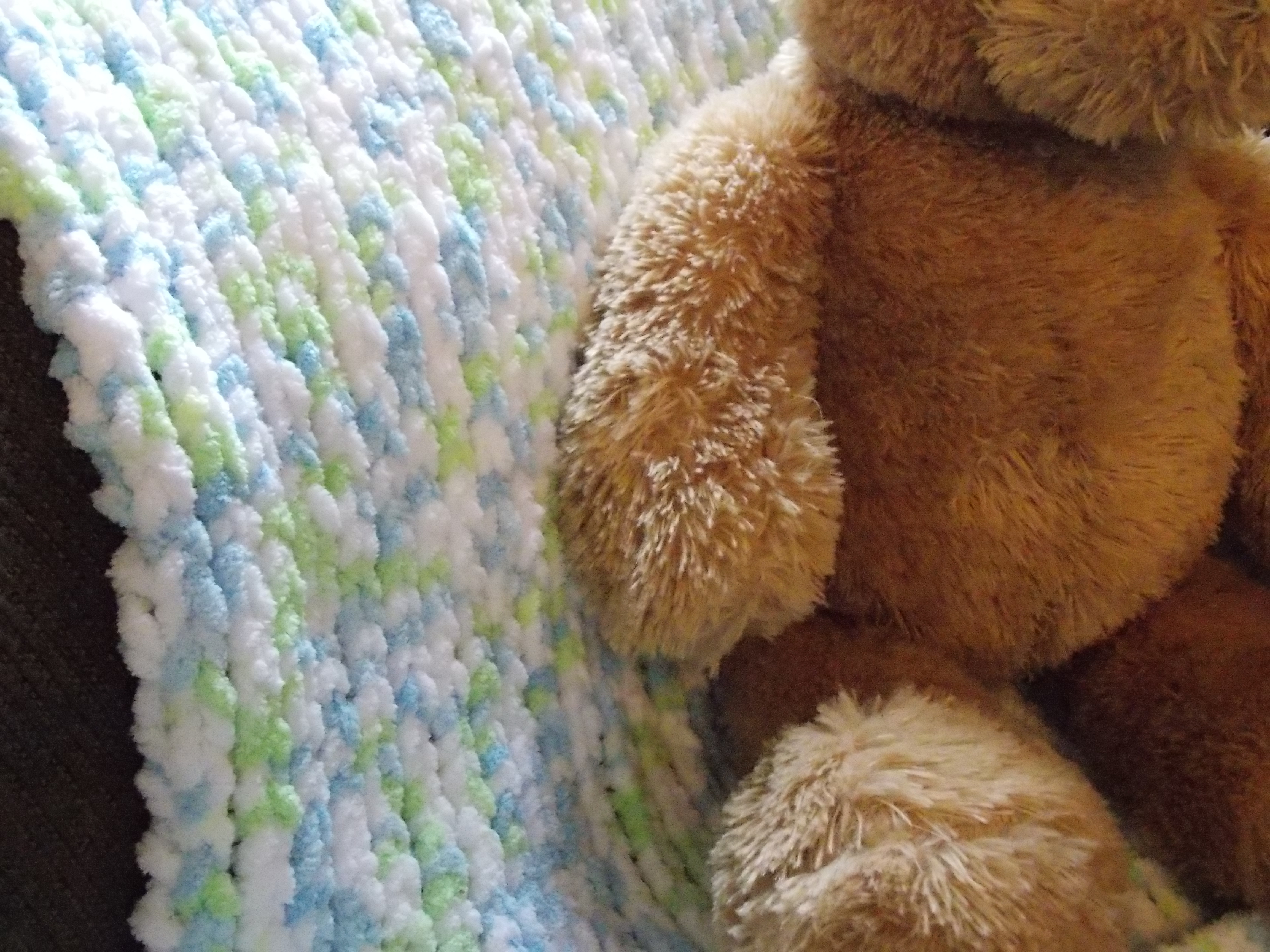 Cozy Knit Baby Blanket – Quiver Full of Blessings