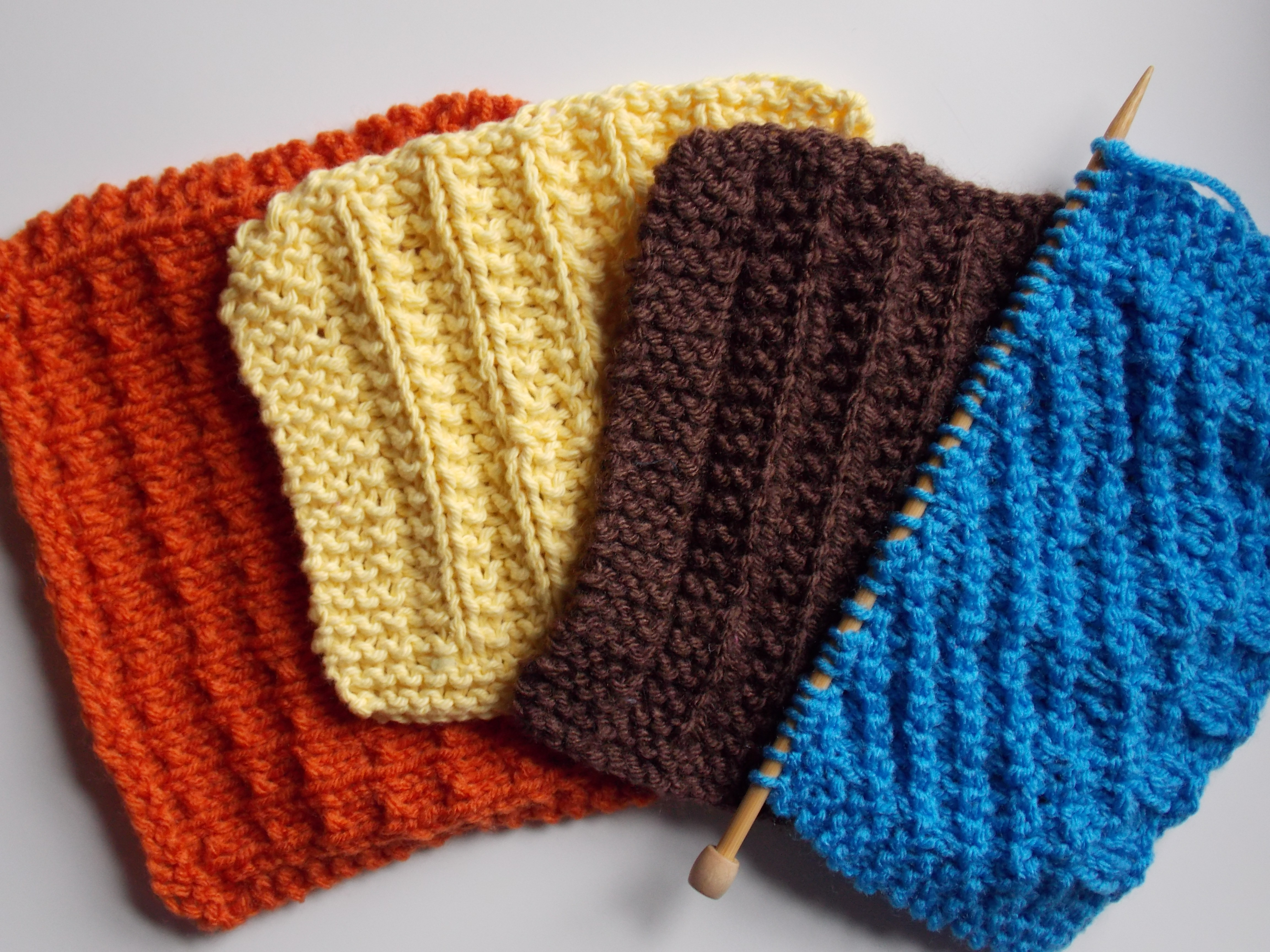 knitting � quiver full of blessings