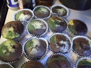 camo cupcakes 013