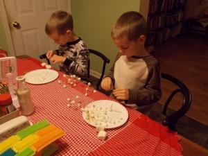 marshmallows, bookmarks 005