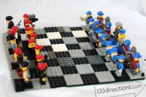 LEGO-chess-game-make-your-own